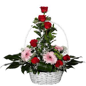 Изысканный комплимент +30% цветов с доставкой в Чапаевске