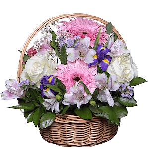 Райский сад +30% цветов с доставкой в Чапаевске
