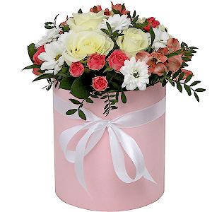 Модница +30% цветов с доставкой в Чапаевске