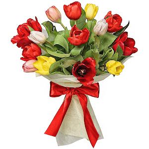 Тюльпаны с доставкой в Чапаевске